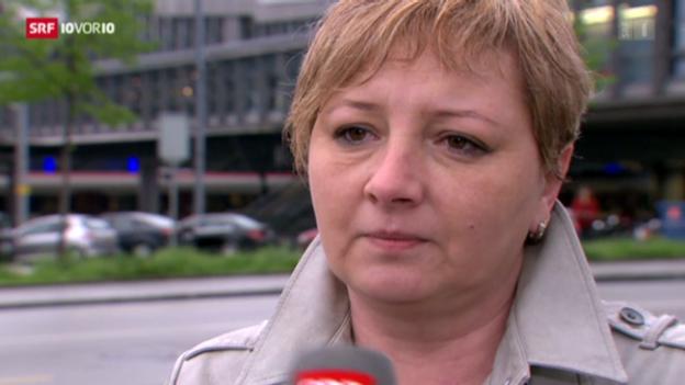Video «Polnischer Pflegerin klagt» abspielen
