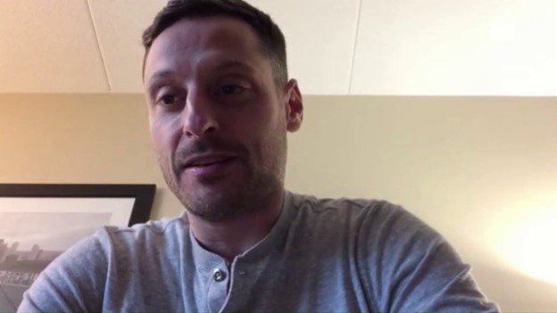 Video «Skype-Interview mit Mark Streit» abspielen