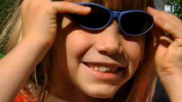 Video «Kinderaugen vor Sonne schützen!» abspielen