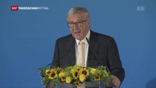 Video «Klimaabkommen: Kritik an Trump» abspielen