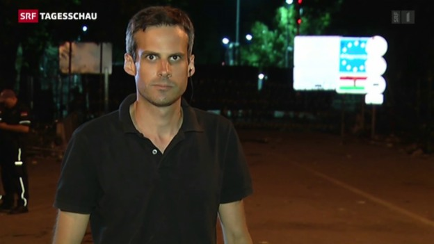 Video «Einschätzungen von Sonderkorrespondent Marcel Anderwert» abspielen