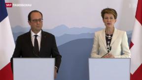Video «Wenn die Marseillaise in Bern erklingt» abspielen