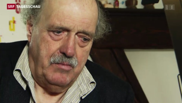 Video «Schweizer Schriftsteller Urs Widmer mit 75 Jahren gestorben» abspielen