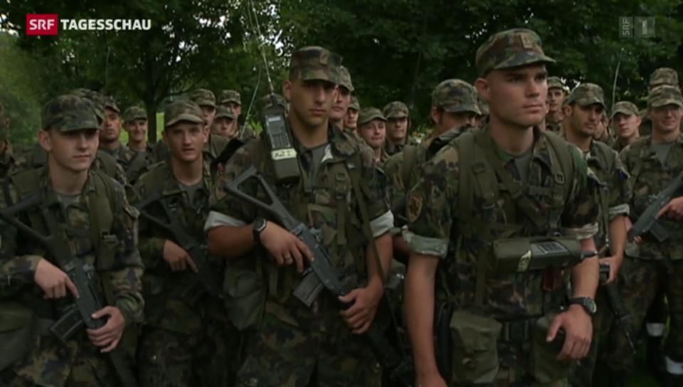 Ständeratskommission will Armeereform