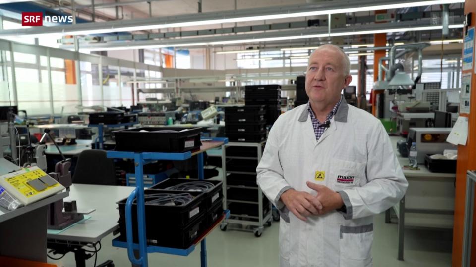 Eugen Elmiger: «Ich sehe eine Vervielfachung des Umsatzes»