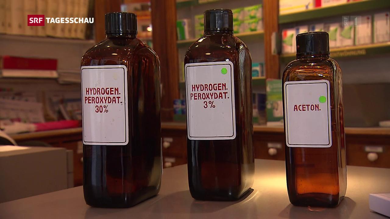 Einschränkungen für gefährliche Substanzen
