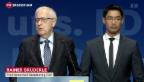 Video «Merkel wird wiedergewählt» abspielen