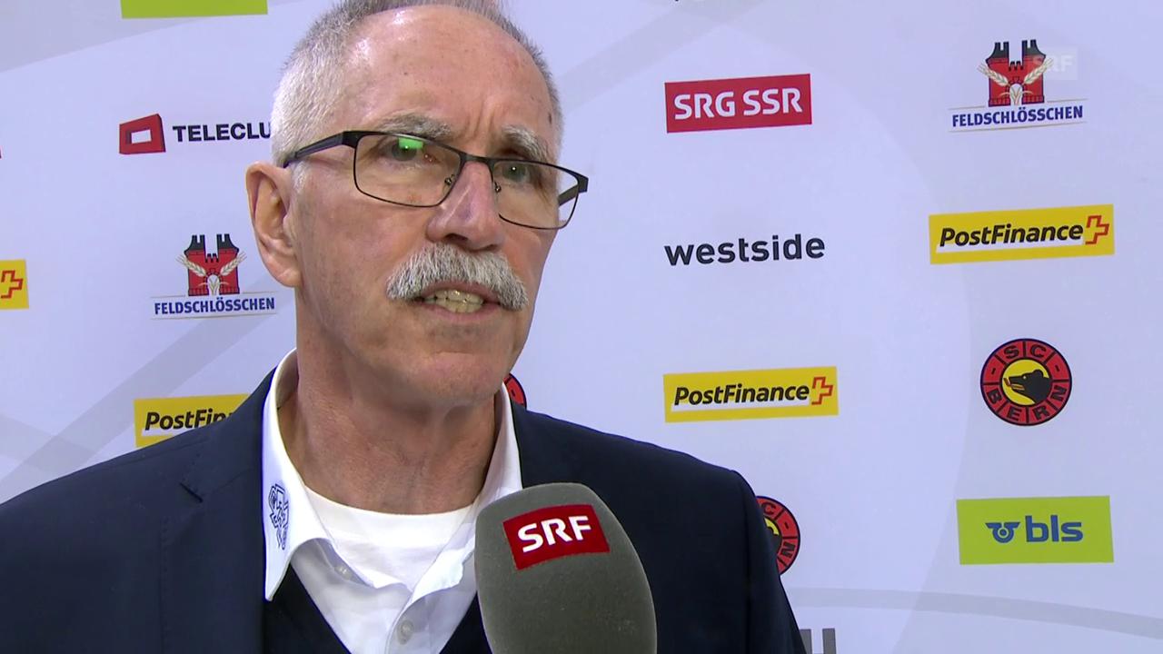 McNamara: «Bern hat die beste Defensive»