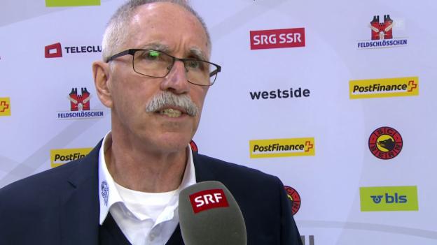 Video «McNamara: «Bern hat die beste Defensive»» abspielen
