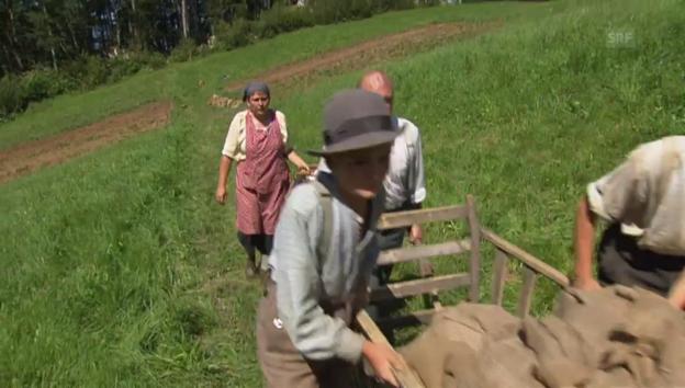 Video «Alpenfestung – Leben im Réduit (3/5)» abspielen