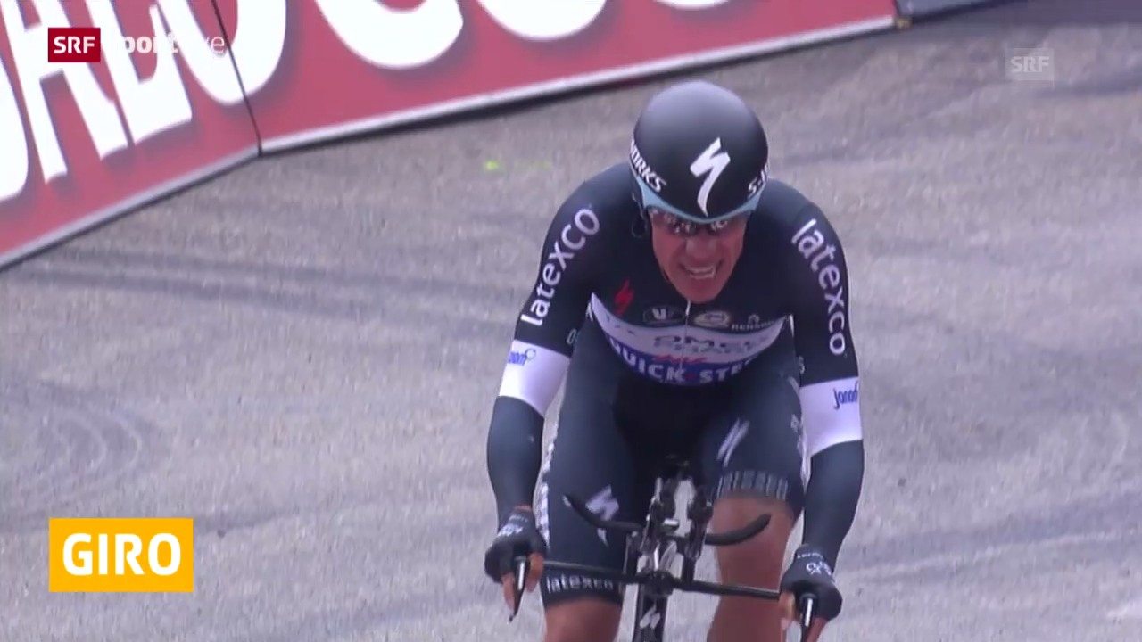 Radsport: Uran neuer Giro-Leader