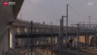 Video «Kritik an SBB-Planungsfehler» abspielen