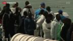 Video «Beifall und Kritik zu EU-Massnahmen» abspielen