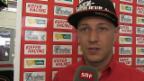 Video «Dominique Aegerter: «Es wäre wichtig, die Zielflagge zu sehen»» abspielen