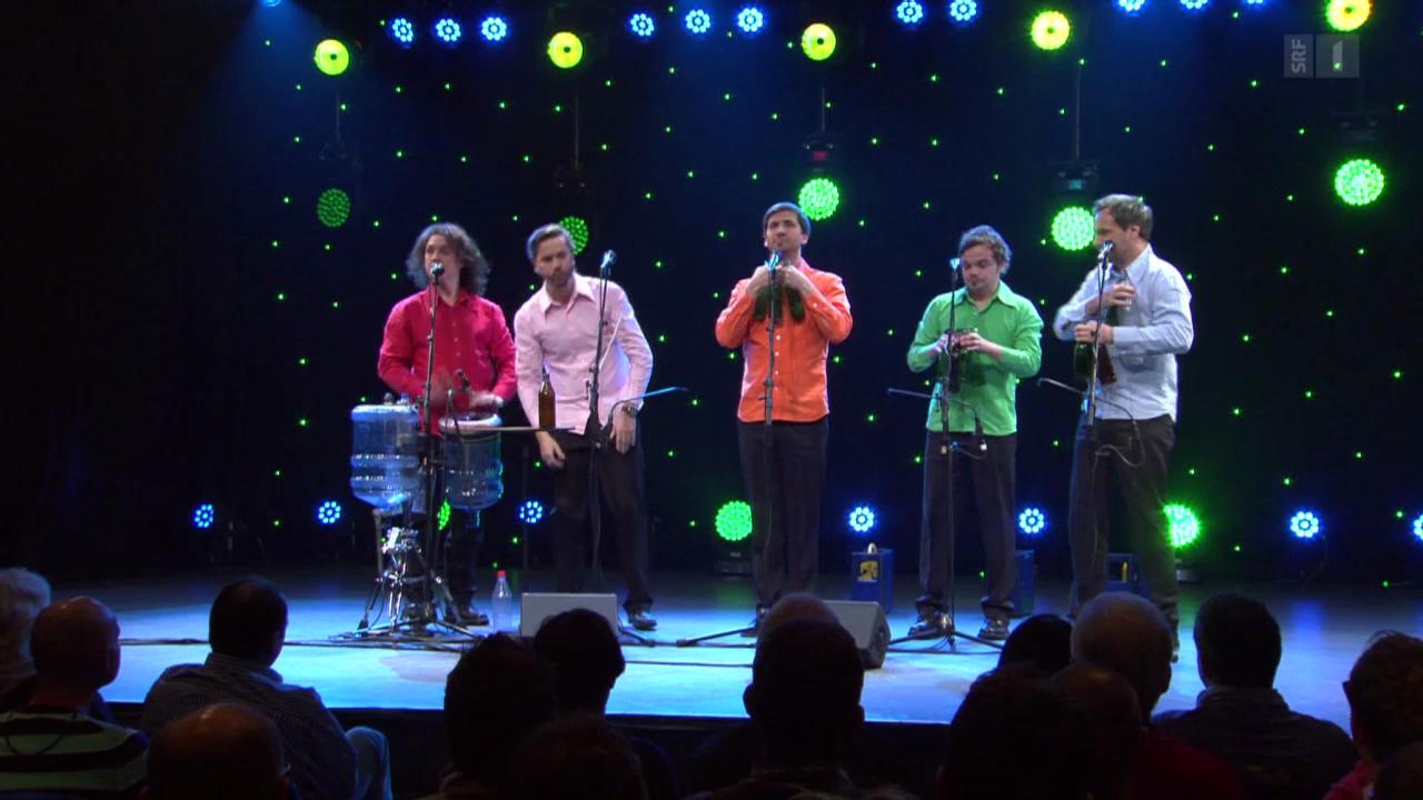 GlasBlasSing-Quintett