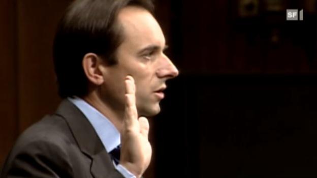 Video «Der Steuerstreit Schweiz–USA: Eine Rückschau» abspielen