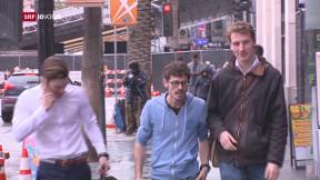 Video «Schweizer vor Oscar-Verleihung» abspielen
