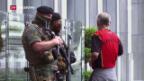 Video «Festnahmen bei Antiterroreinsatz in Belgien» abspielen