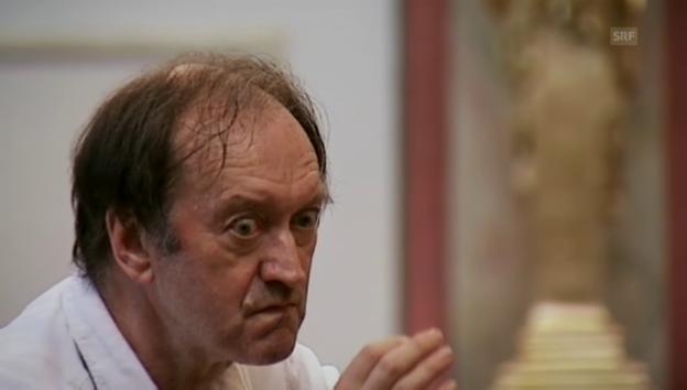 Video «Nikolaus Harnoncourt – eine Reise ins Ich» abspielen