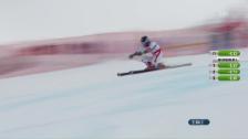 Laschar ir video «Cun quest percurs ha Hirscher segirà aur da slalom gigant»