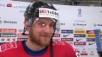 Video «Interview mit Yannick Weber» abspielen