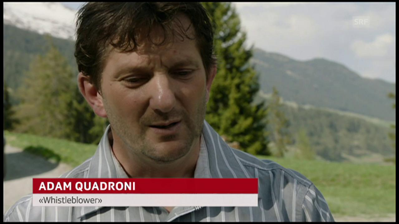 Quadroni: Über seine Kinder