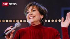 Link öffnet eine Lightbox. Video Paola Felix singt mit Helene Fischer abspielen