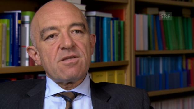 Video «Strafrechtsprofessor Daniel Jositsch zur Arglist-Hürde» abspielen
