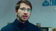 Video «Dimitri Podoliev über Geschäfte in der Ukraine (eng.)» abspielen