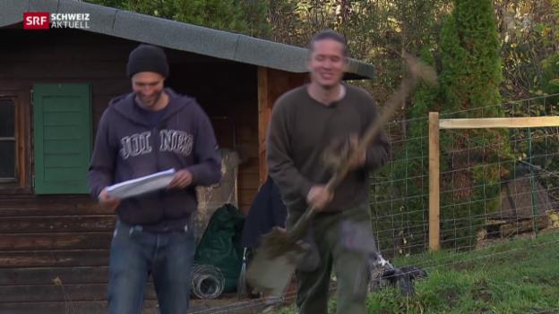 Video «Trüffel aus dem eigenen Garten» abspielen