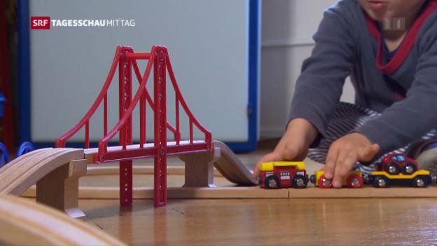 Video «Mehr Prämienverbilligung für Kinder» abspielen