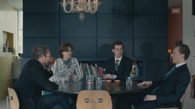 Video «Szene aus «Exhibition» von Joanna Hogg» abspielen