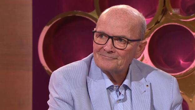Video «Sepp Trütsch über seine Gipfelstürmer-Ambitionen» abspielen