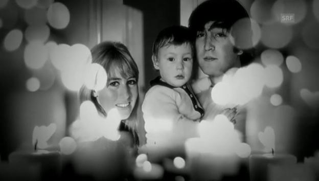 Video «Hommage von Julian Lennon an seine Mutter» abspielen
