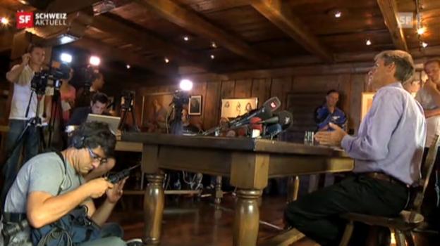 Video «Christian Varone nimmt Stellung» abspielen