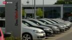 Video «FOKUS: Krisensitzung bei Volkswagen» abspielen