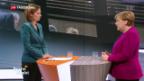 Video «Merkel will Parteivorsitz behalten» abspielen