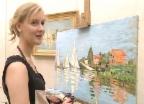 Video «Die perfekte Monet-Kopie» abspielen