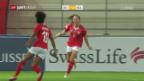 Video «Schweizerinnen dank Remis weiter» abspielen