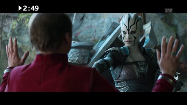 Video «Im Kino: «Star Trek Beyond»» abspielen
