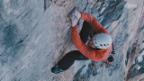 Video «Deep Blue Sea: Eisige Kletterroute an der Eigernordwand» abspielen