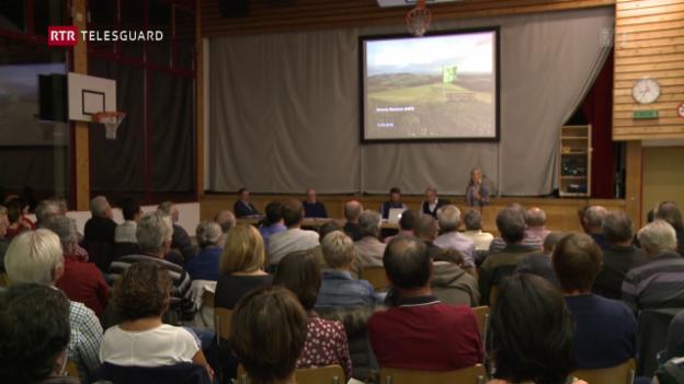 Laschar ir video «Grondas discussiuns pervia dal num «Biosfera»»