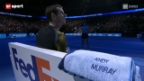 Video «Tennis: Murray - Tsonga» abspielen