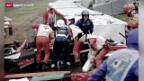 Video «Formel 1: Rückkehr an den Ort der Trauer» abspielen