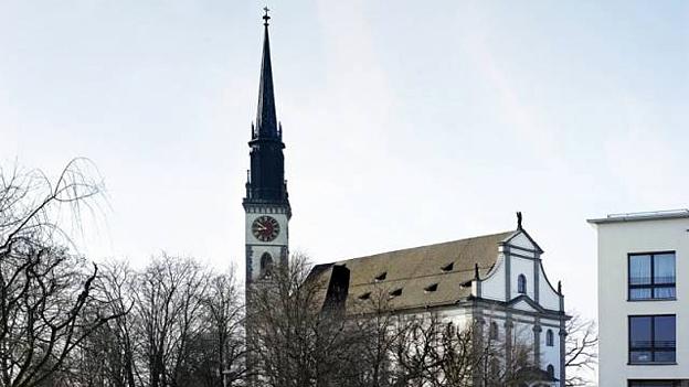 Glockengeläut der Kirche St. Jakob, Cham