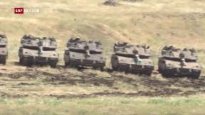 Video «FOKUS: Iran und Israel machen der Weltpolitik Sorgen» abspielen