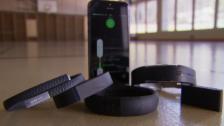 Video «Fitness-Tracker: So genau messen sie Schritte und Kalorien» abspielen