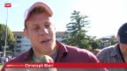Video «Schwingen: Nordwestschweizerisches in Allschwil» abspielen