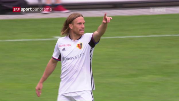 Video «Basel deklassiert Vaduz» abspielen