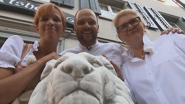 Video «Kanton St. Gallen – Tag 3 – Löwen, Bad Ragaz (Wiederholung)» abspielen